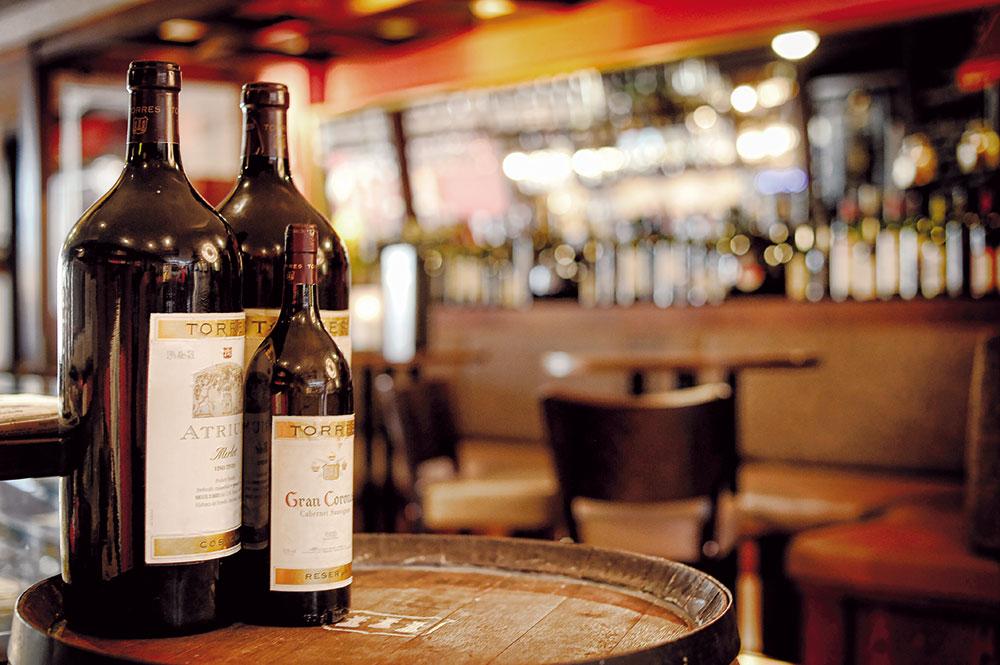 LEANDER Weinwirtschaft